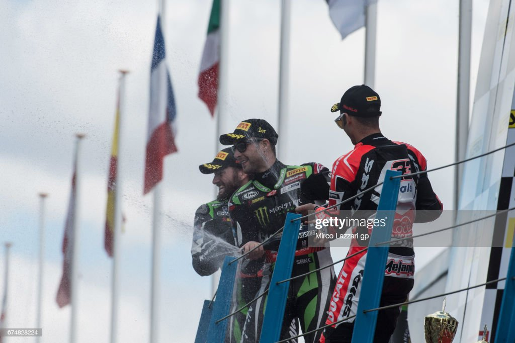 FIM World Superbike Championship Assen - Race 1