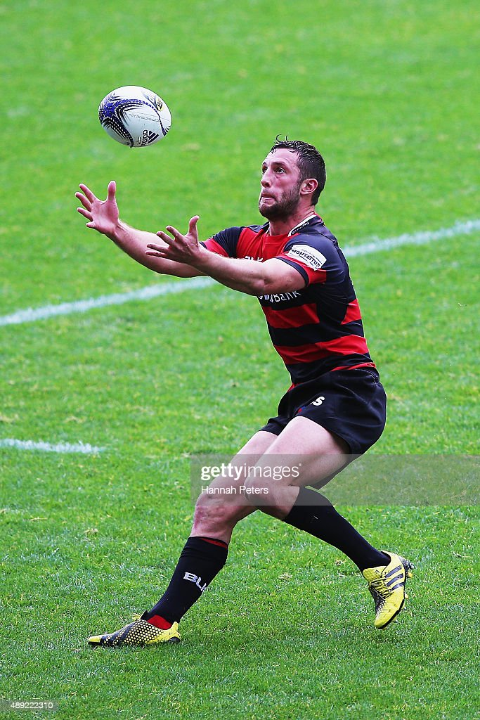 ITM Cup Rd 6 - North Harbour v Canterbury
