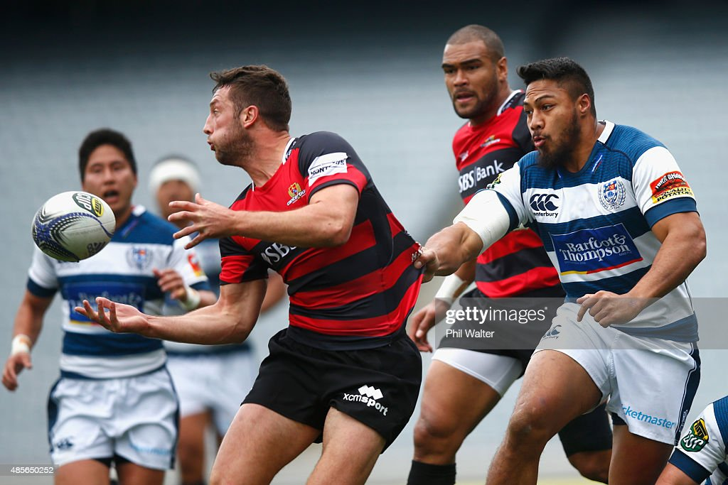 ITM Cup Rd 3 -Auckland v Canterbury