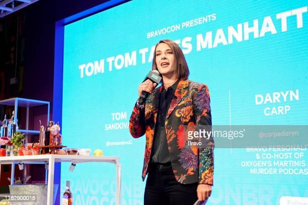 BRAVOCON Tom Tom Takes Manhattan Panel at Union West in New York City on Saturday November 16 2019 Pictured Daryn Carp