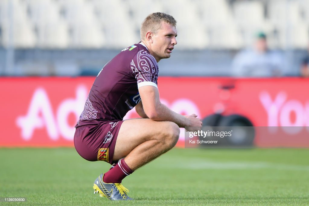 NRL Rd 3 - Sea Eagles v Warriors : Nachrichtenfoto