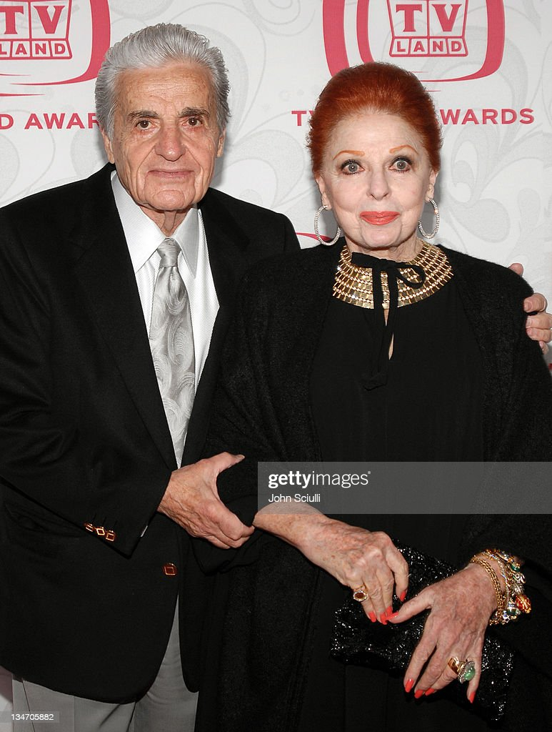 Tom Troupe and Carole Cook during 5th Annual TV Land Awards - Arrivals at Barker Hanger in Santa Monica, CA, United States.