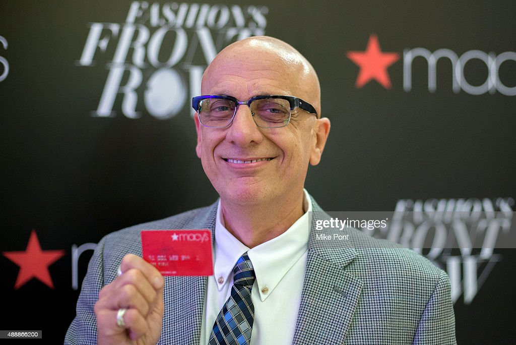 Macy's Presents Fashion's Front Row  - After Party - Spring 2016 New York Fashion Week