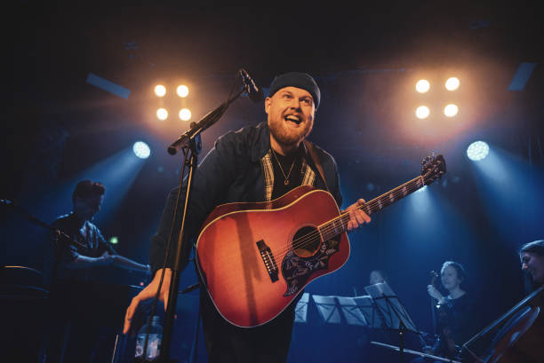 GBR: Tom Walker Performs At Omeara London