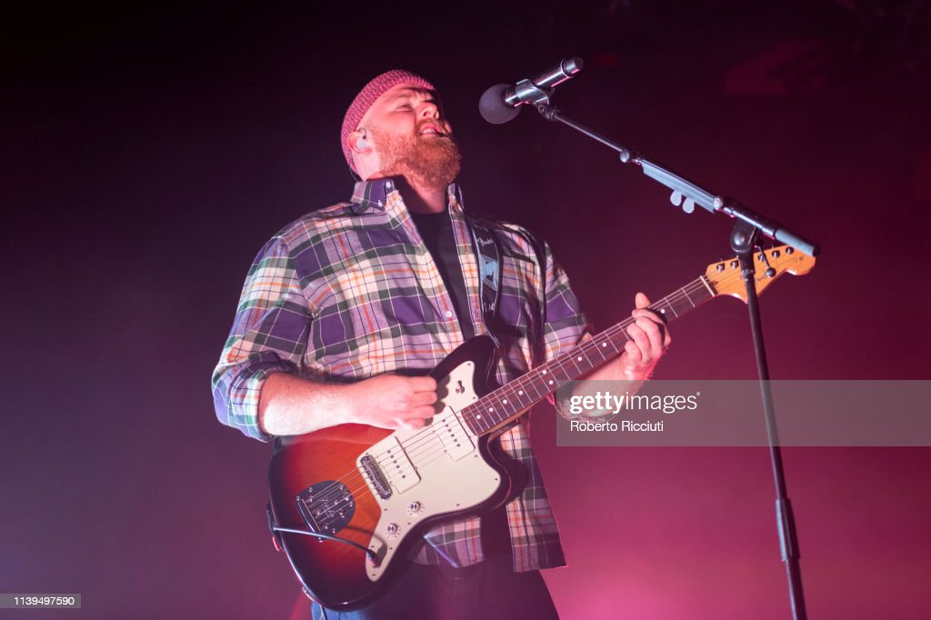 Tom Walker Performs At Barrowland Ballroom : News Photo