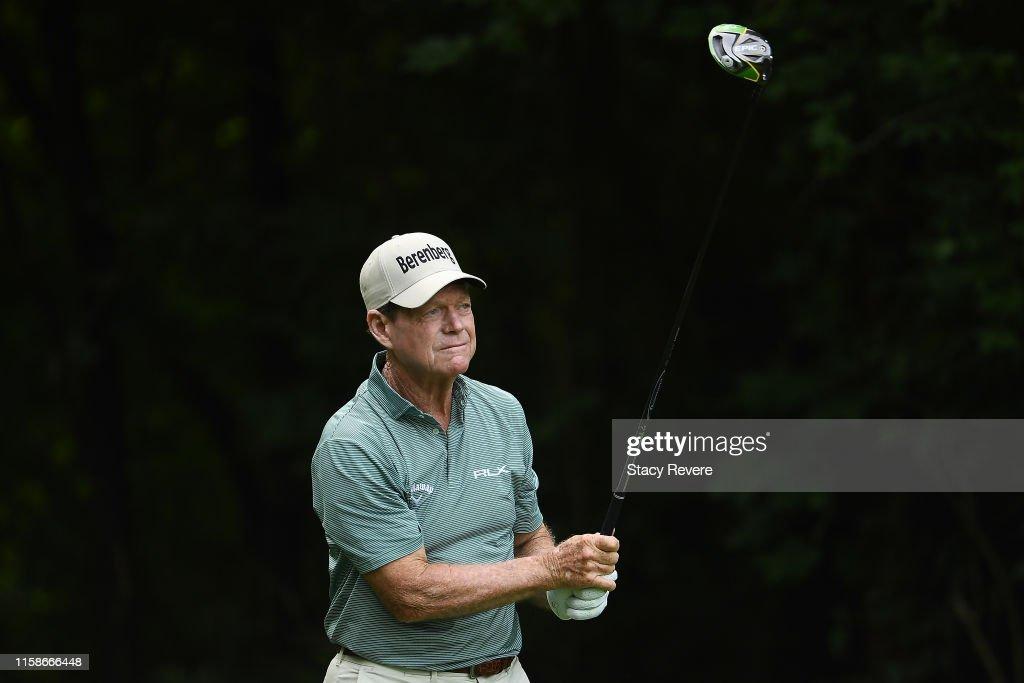 U.S. Senior Open Championship - Round One : News Photo