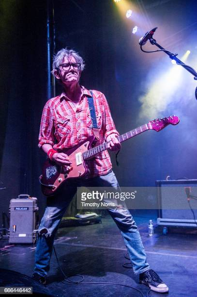 Tom Watson of Mike Watt and The Missingmen performs during When We Were Young Festival 2017 at The Observatory on April 8 2017 in Santa Ana California