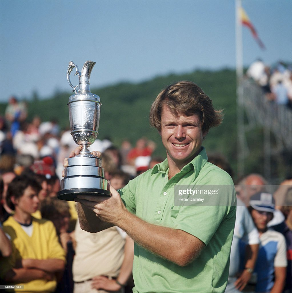 1977 Open Championship : News Photo