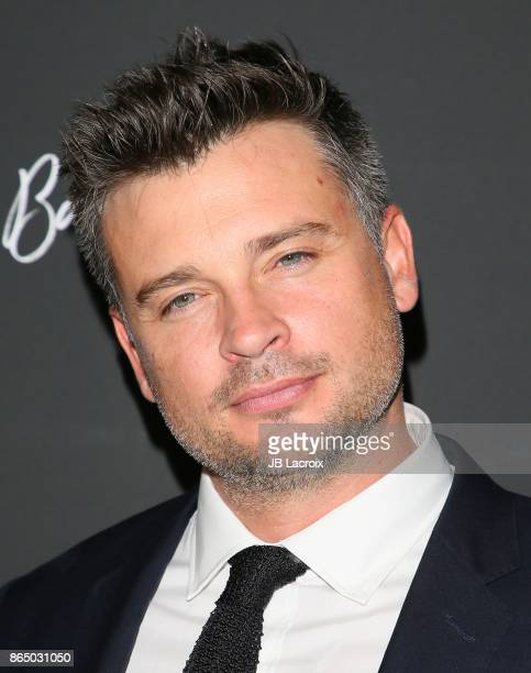 Tom Welling attends the 7th Annual Baby Ball Gala on October 21 2017 in Los Angeles California