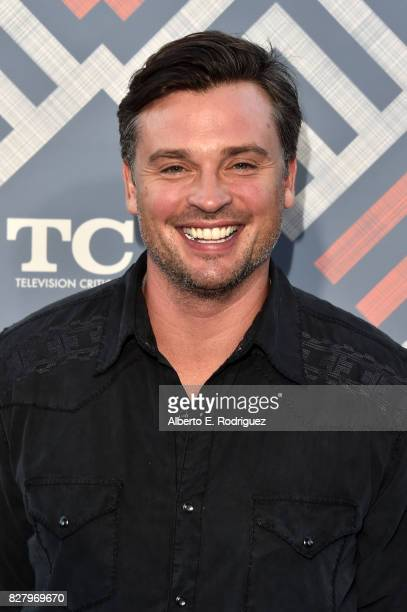 Tom Welling attends the FOX 2017 Summer TCA Tour after party on August 8 2017 in West Hollywood California