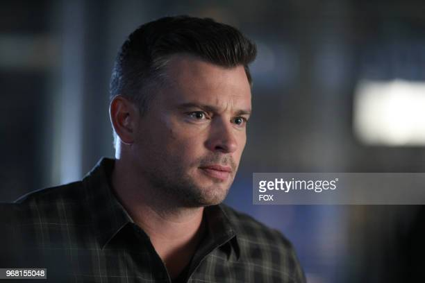 Tom Welling in the A Devil of My Word season finale episode of LUCIFER airing Monday May 14 on FOX Photo by FOX via Getty Images
