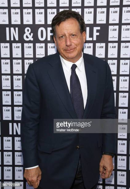 Tom Werner attends the opening night of 'In Of Itself' at the Daryl Roth Theatre on April 12 2017 in New York City