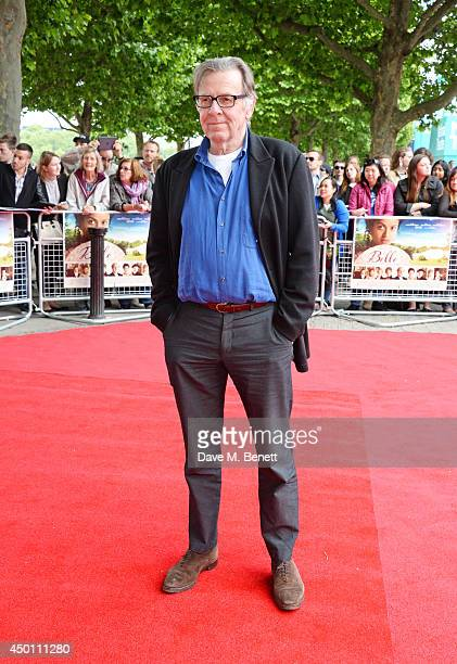 """Tom Wilkinson attends the UK Premiere of """"Belle"""" at BFI Southbank on June 5, 2014 in London, England."""