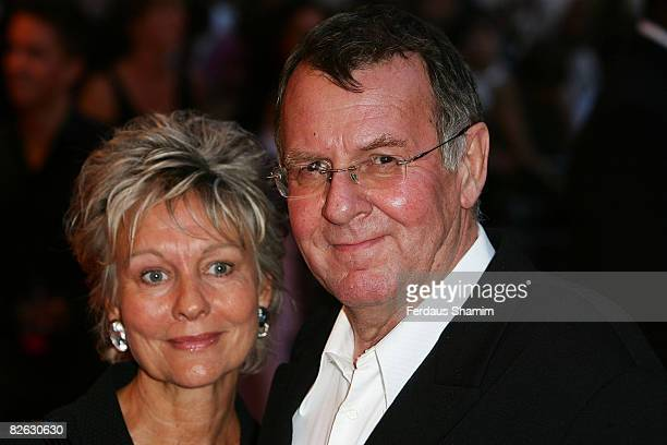 Tom Wilkinson attends the world premiere of RocknRolla at Odeon West End on September 1 2008 in London England