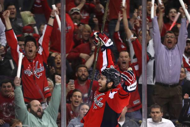 Toronto Maple Leafs v Washington Capitals - Game One