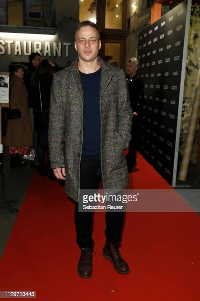 Tom Wlaschiha during the Sleek X IQOS Valentines Party at Claerchens Ballhaus on February 14 2019 in Berlin Germany