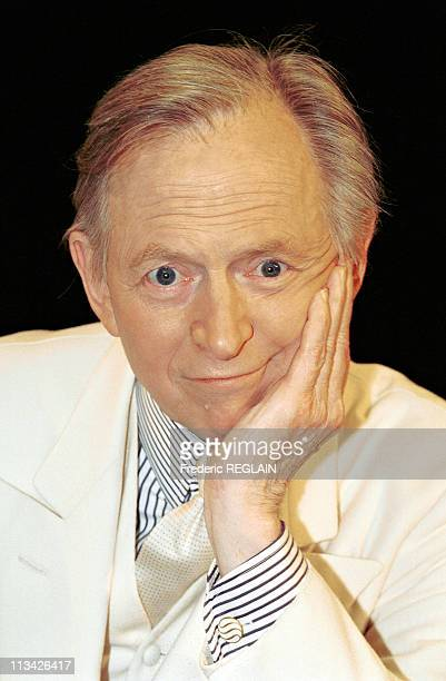 Tom Wolfe On June 3Rd 1999 In France