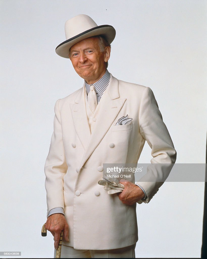 Tom Wolfe   Writer Photo Gallery
