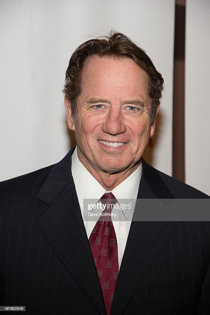 Tom Wopat attends Miscast 2014 at Hammerstein Ballroom on March 31, 2014 in New York City.
