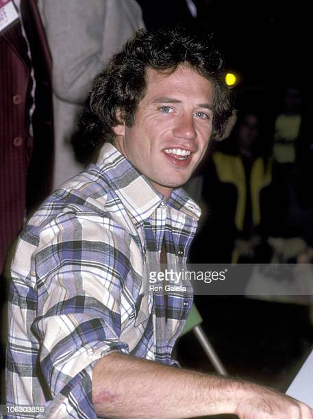 Tom Wopat during 1980 New York City Car Show at The Coliseum in New York City New York United States