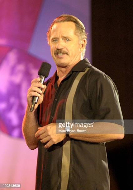 Tom Wopat during Broadway Under The Stars at Bryant Park New York in New York NY United States