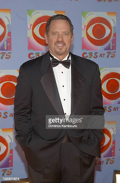 Tom Wopat during CBS at 75 at Hammerstein Ballroom in New York City New York United States