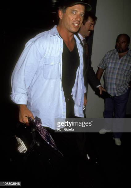 Tom Wopat during Tom Wopat Sighting at Los Angeles International Airport August 25 1994 at LAX in Los Angeles California United States