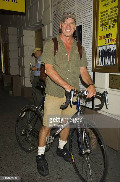 Tom Wopat during Tom Wopat Sighting in New York City July 28 2005 at Manhattan in New York City New York United States