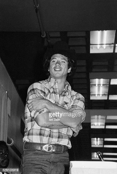 """Tom Wopat played Luke Duke in """"The Dukes of Hazard""""; circa 1960; New York."""