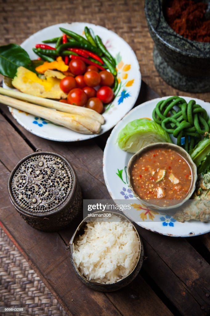 tom yam kung Hot and spicy Thailand Cuisine : Stock-Foto