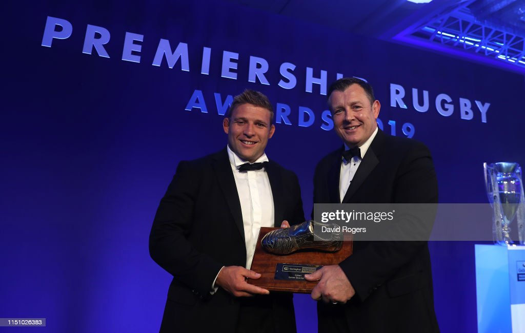 GBR: Gallagher Premiership Rugby Awards