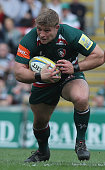 leicester england tom youngs leicester tigers