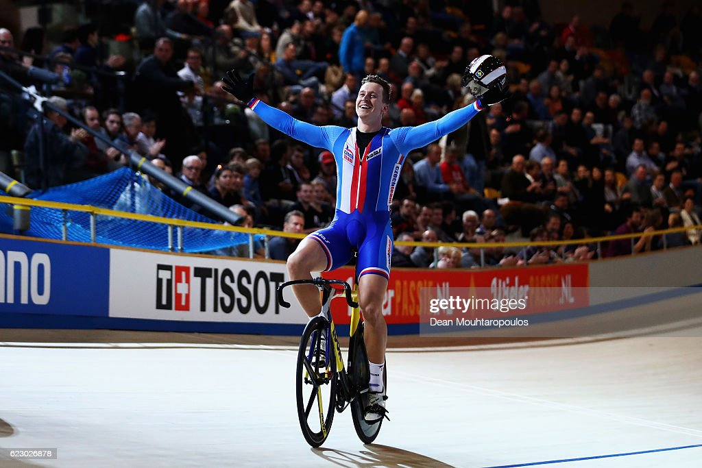 UCI Track Cycling World Cup - Apeldoorn : ニュース写真