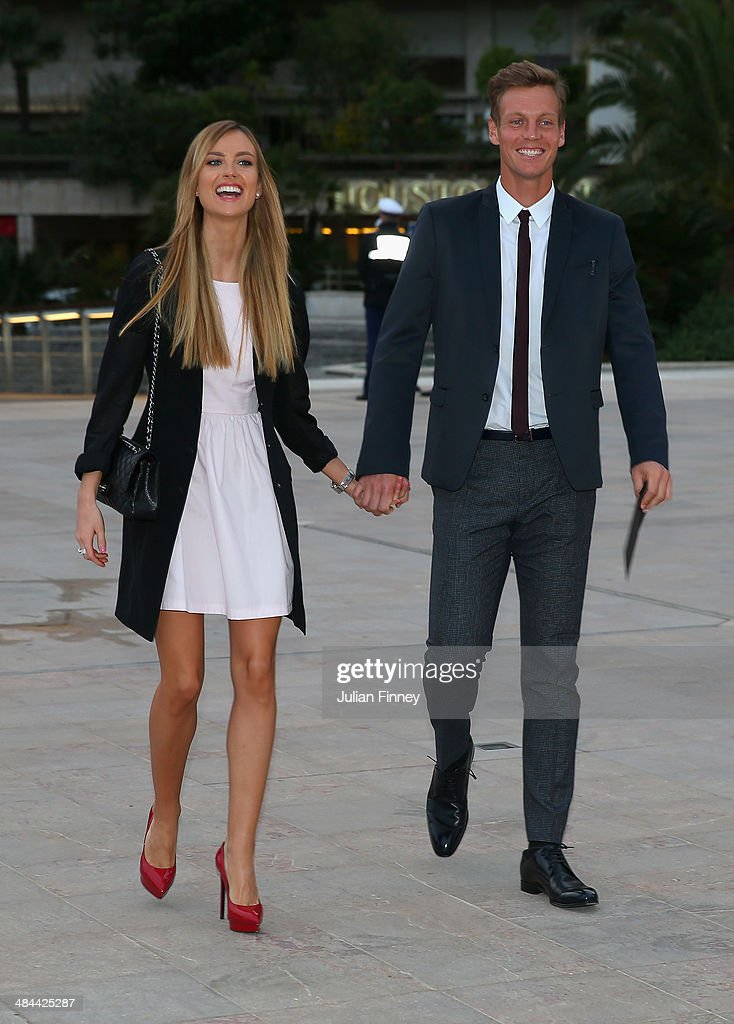 ATP Masters Series: Monte Carlo Rolex Masters : Party In Monte-Carlo : ニュース写真