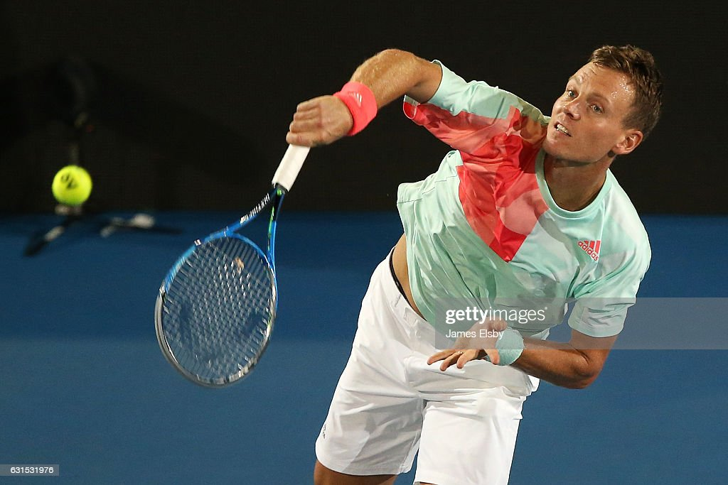 2017 World Tennis Challenge : News Photo
