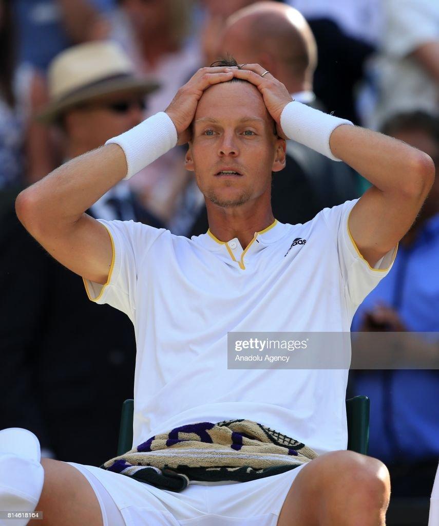 Wimbledon Championships 2017 : ニュース写真