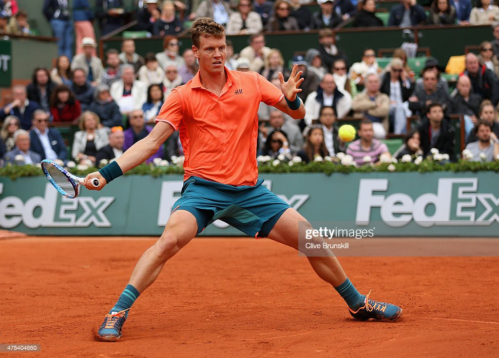 2015 French Open - Day Eight : News Photo