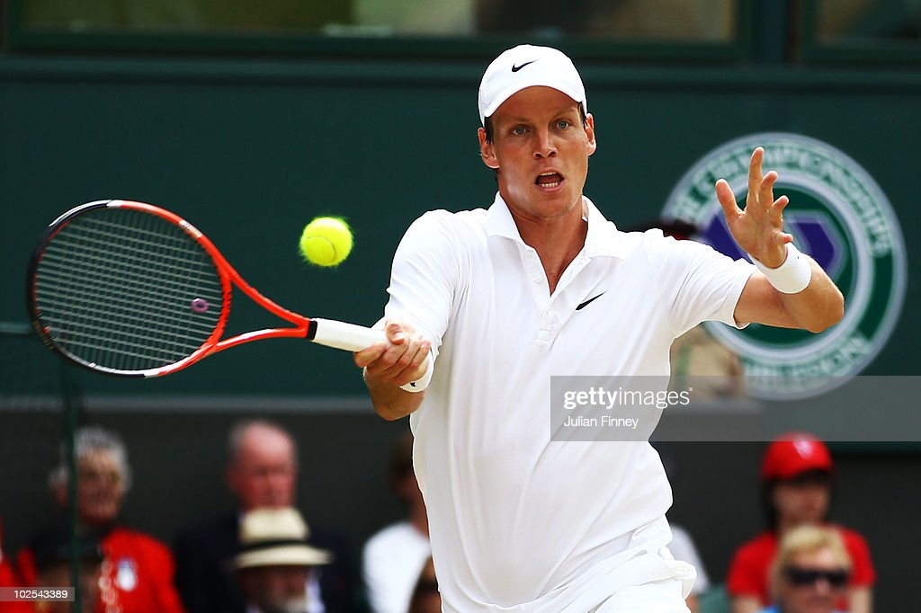 The Championships - Wimbledon 2010: Day Nine : News Photo