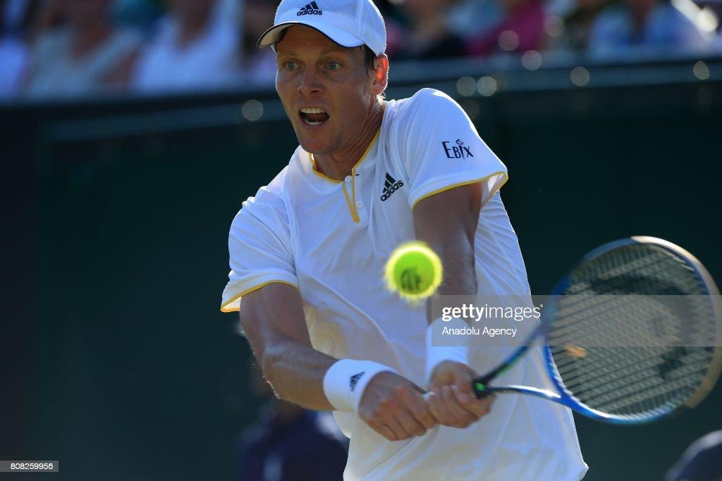 Wimbledon Championships 2017 : Foto di attualità