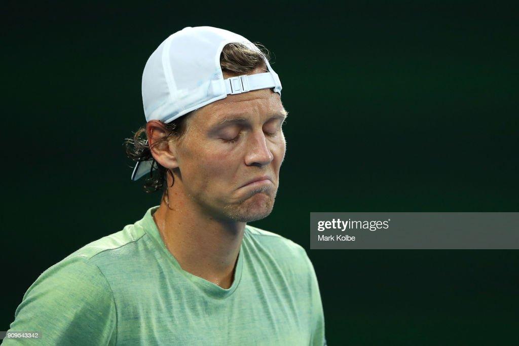 2018 Australian Open - Day 10 : ニュース写真