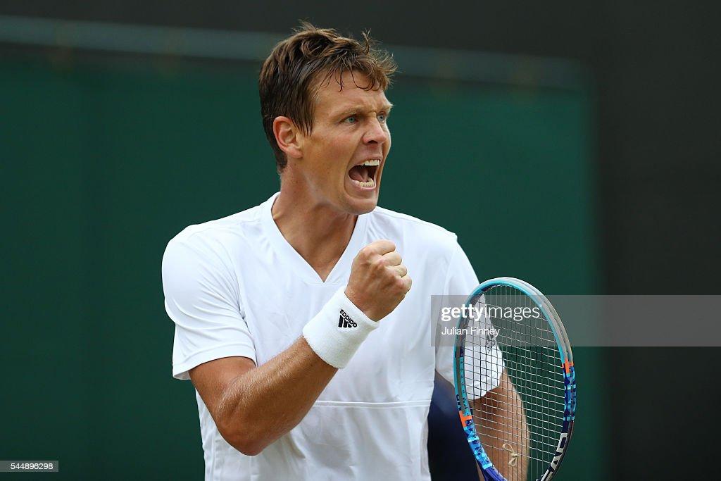 Day Seven: The Championships - Wimbledon 2016