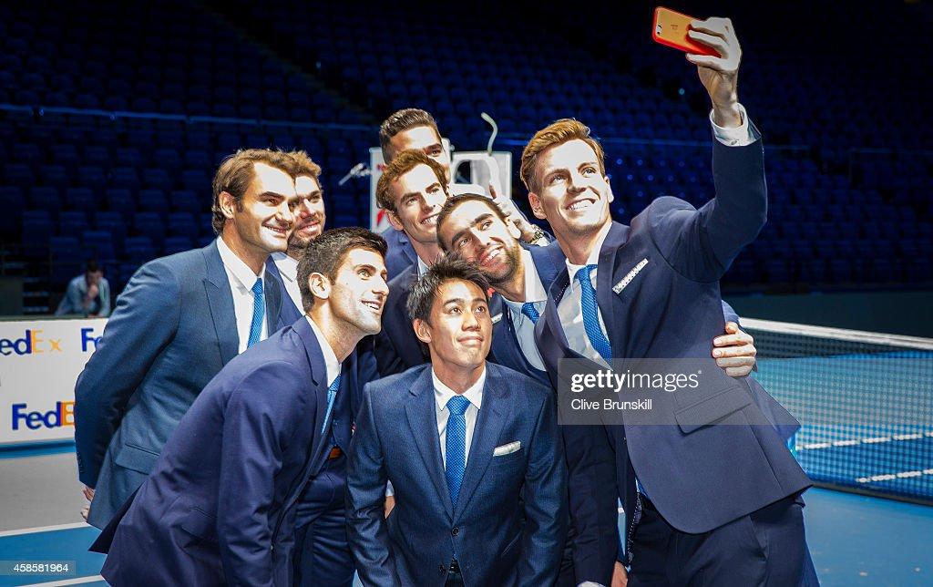 Barclays ATP World Tour Finals - Previews : ニュース写真