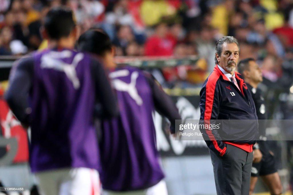 Morelia v Chivas - Torneo Clausura 2019 Liga MX : Fotografía de noticias