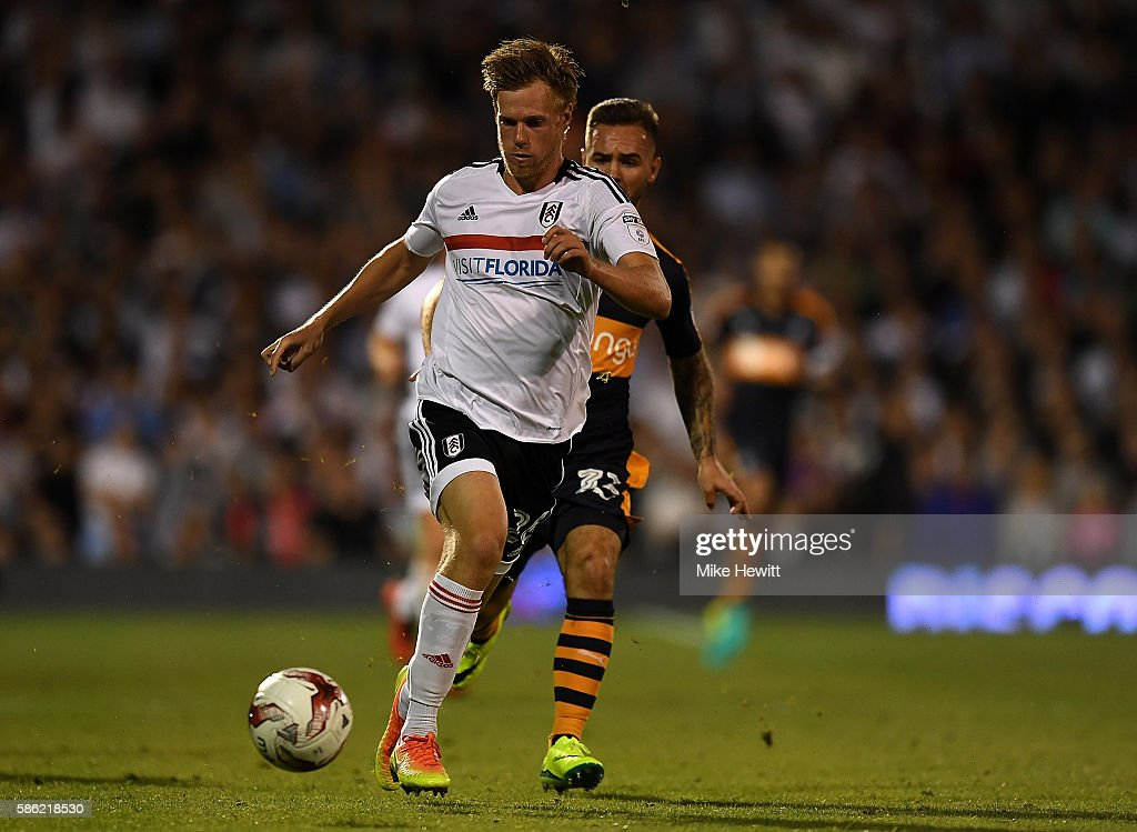 Fulham v Newcastle United - Sky Bet Championship