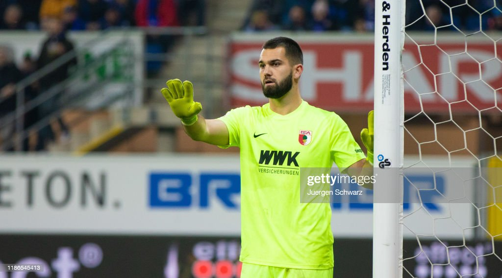 SC Paderborn 07 v FC Augsburg - Bundesliga : News Photo