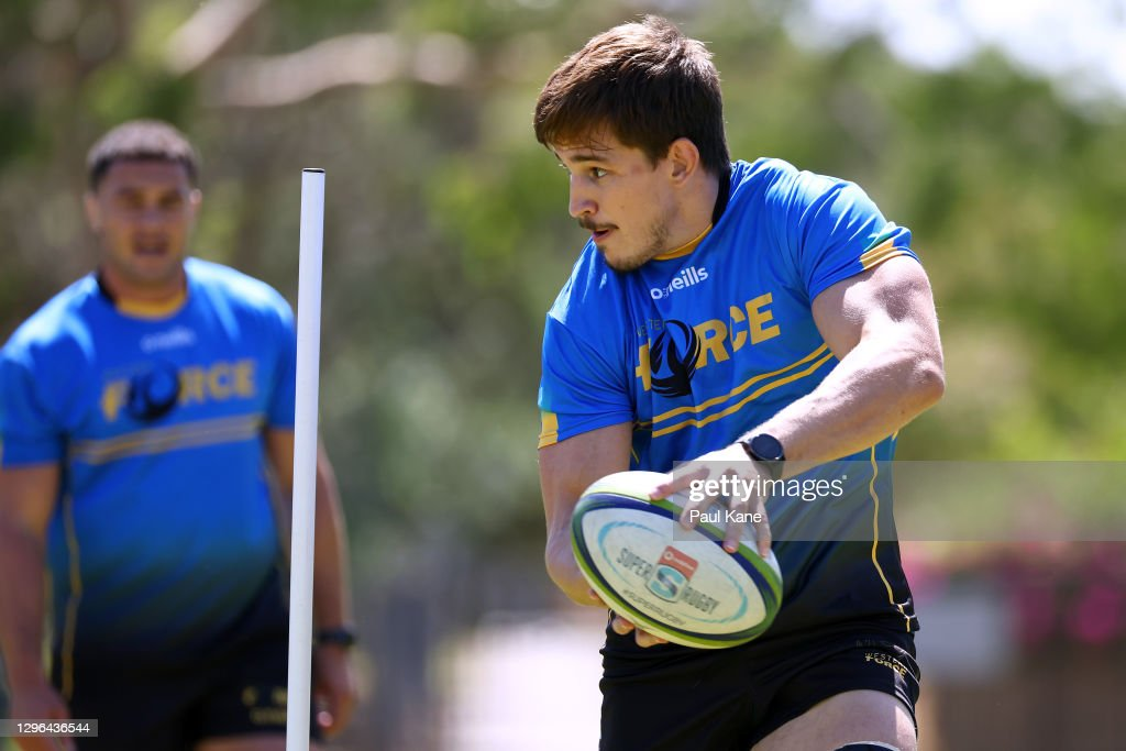 Western Force Training Session : News Photo