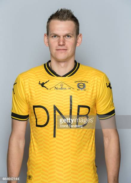 Tomas Malec of Team Lillestrom Sportsklubb LSK during Photocall on March 17 2017 in Lillestrom Norway