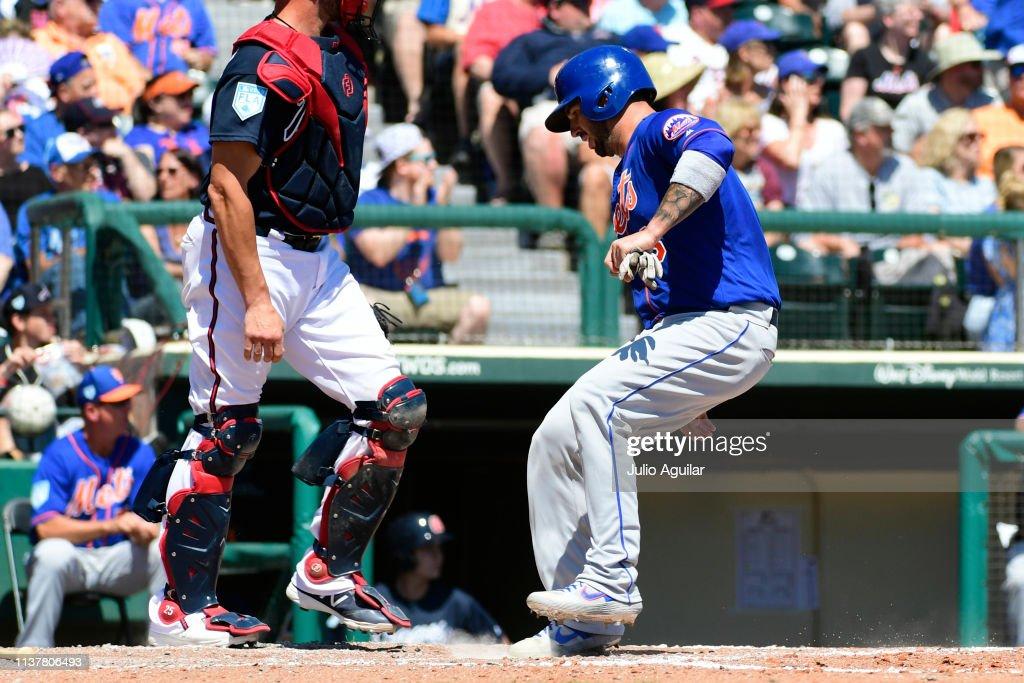 FL: New York Mets v Atlanta Braves