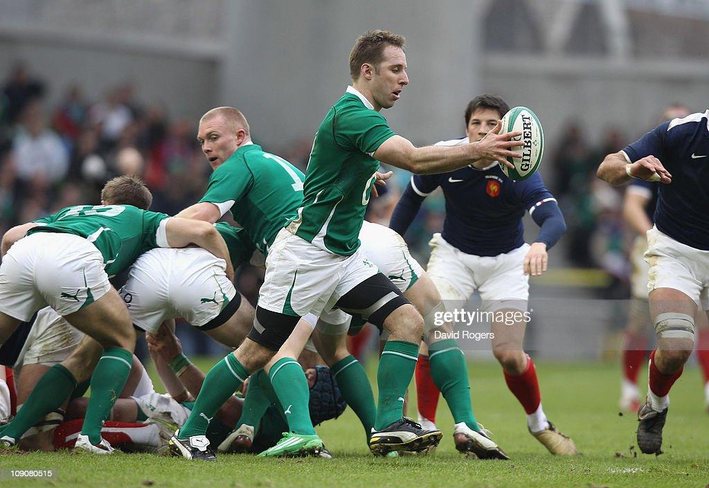 Ireland v France - RBS 6 Nations