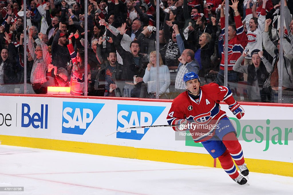 Ottawa Senators v Montreal Canadiens : News Photo